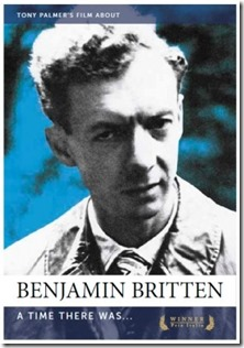 Benjamin Britten time there was
