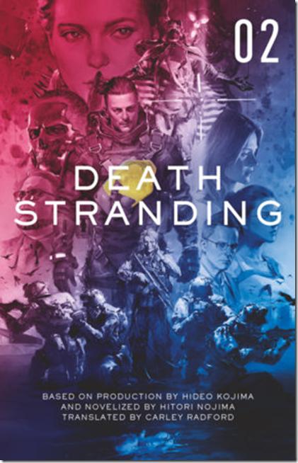 Death stranding libro 2